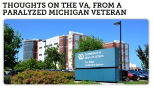 VA hospital photo in article