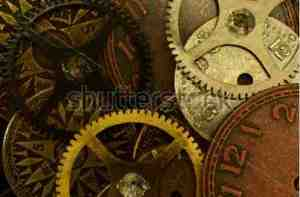 Watch parts Shutterstock