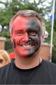ManUnited black red