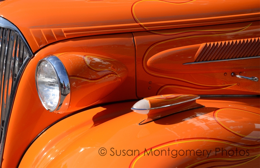 Milestone – My first solo photo exhibit – car details! Advice?