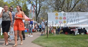 Tulip Time art fair