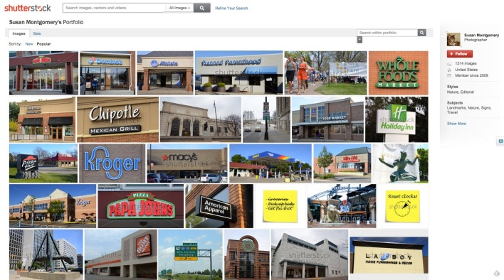 Shutterstock June 2015 popular