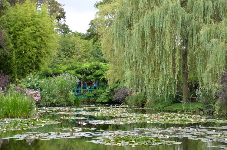 Monet garden, Giverny, France