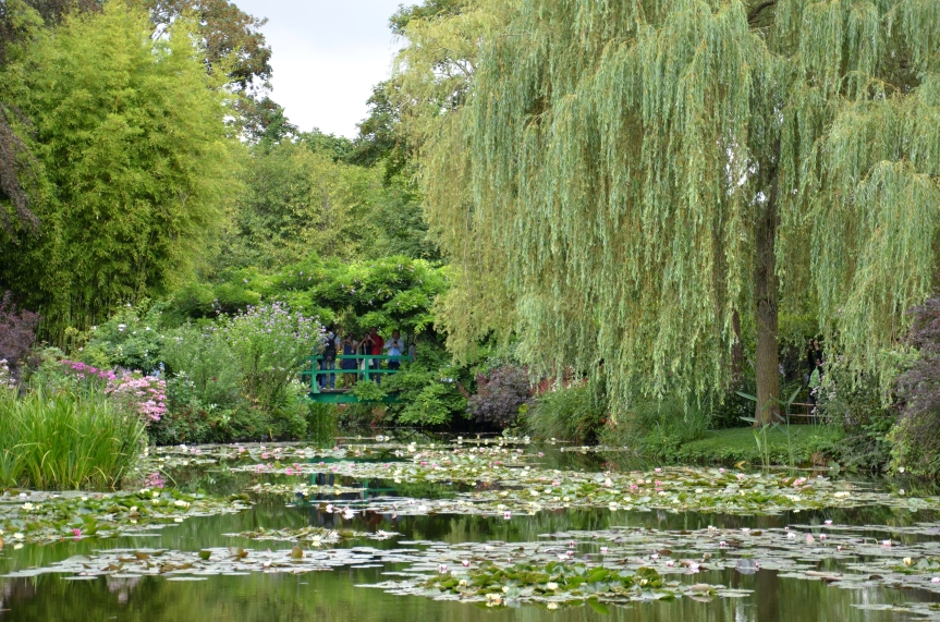 Monet garden, Giverny, France