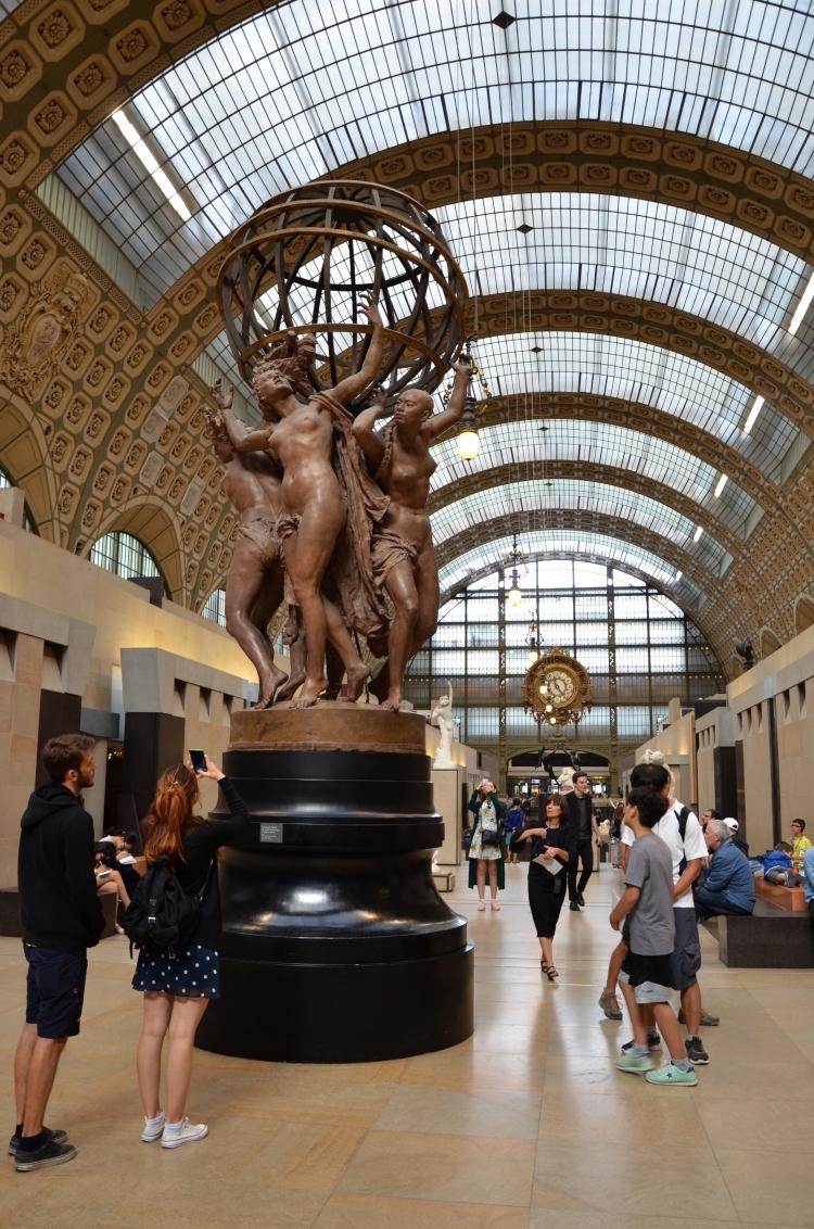 Musee D'Orsay, Paris
