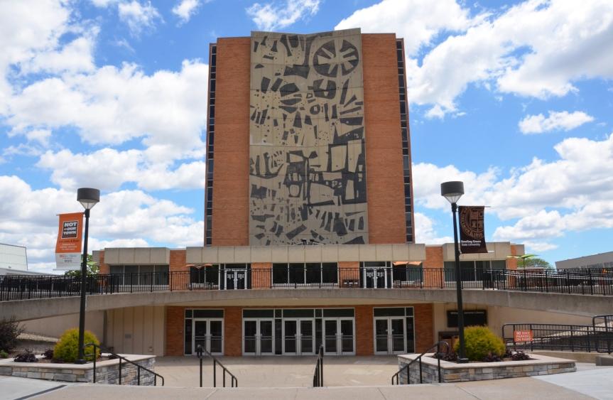 Bowling Green State University Jerome Library
