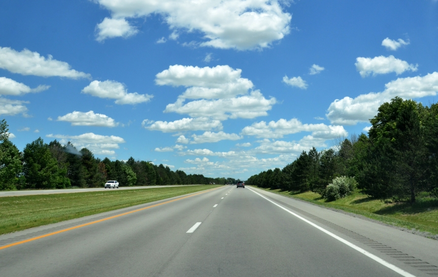 long sunny road